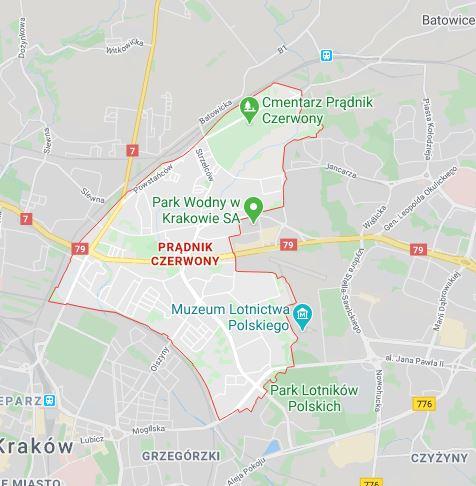 Prądnik Czerwony Kraków - Księgowa Pełna Księgowość